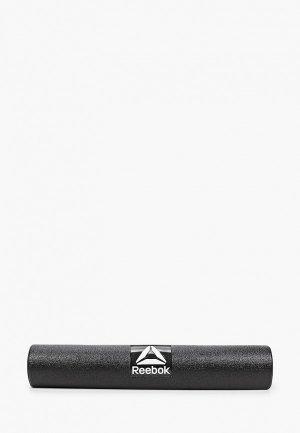Коврик для йоги Reebok. Цвет: черный