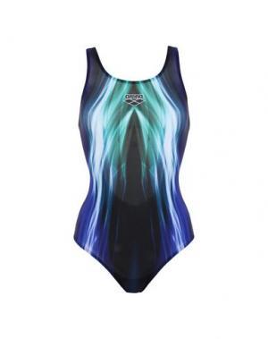 Спортивные купальники и плавки ARENA. Цвет: темно-синий