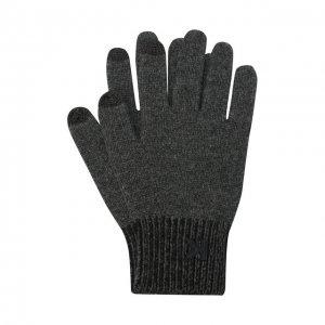 Шерстяные перчатки Kenzo. Цвет: чёрный
