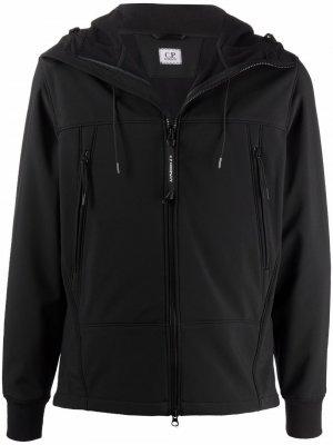Легкая куртка C.P. Company. Цвет: черный