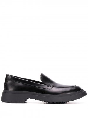 Walden chunky sole loafers Camper. Цвет: черный