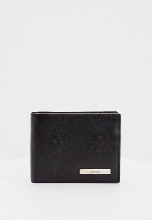 Кошелек Versace Collection. Цвет: черный