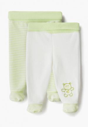 Комплект Fim Baby. Цвет: зеленый
