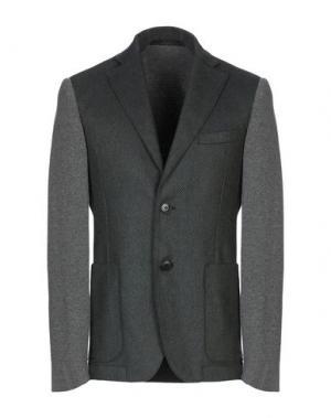 Пиджак BAD SPIRIT. Цвет: темно-зеленый