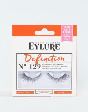 Накладные ресницы Definition 129-Черный Eylure