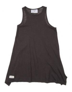 Платье I DIG DENIM. Цвет: свинцово-серый
