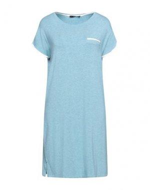 Пижама FEMILET. Цвет: небесно-голубой