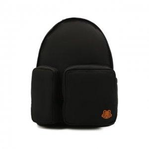 Рюкзак K-Tiger Kenzo. Цвет: чёрный