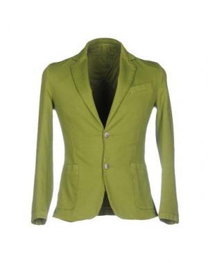 Пиджак ITALIANS GENTLEMEN. Цвет: зеленый