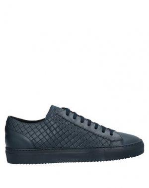 Низкие кеды и кроссовки DOUCAL'S. Цвет: темно-синий