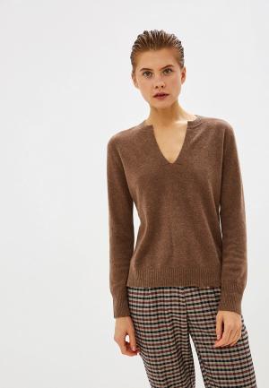 Пуловер Rodier. Цвет: коричневый