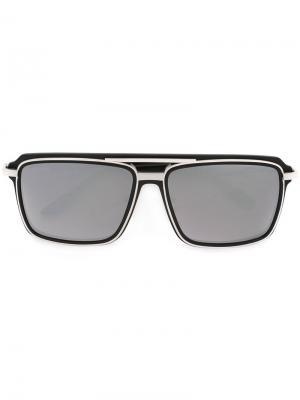 Солнцезащитные очки Elysium Frency & Mercury. Цвет: черный