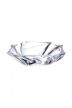 Фруктовница 33 см Crystalite Bohemia. Цвет: прозрачный