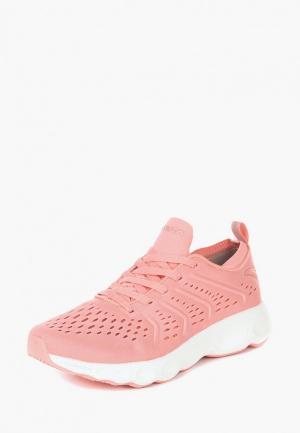 Кроссовки Anta Running Shoes A-FLASH FOAM. Цвет: коралловый