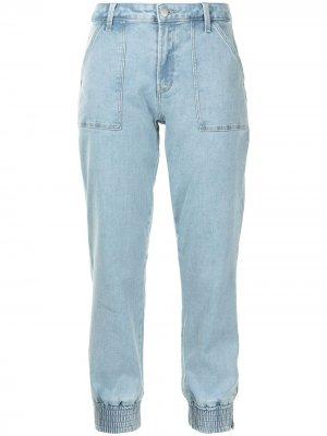 Укороченные джинсы Arkin J Brand. Цвет: синий