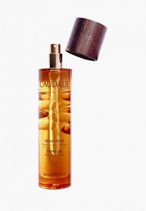 Масло для лица Caudalie тела и волос, 50 мл. Цвет: прозрачный