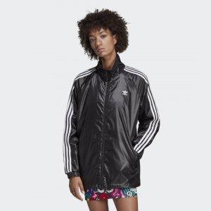 Ветровка Originals adidas. Цвет: черный