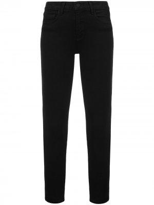 LAgence джинсы с высокой посадкой L'Agence. Цвет: черный