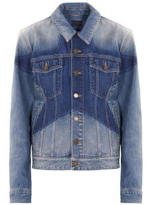 Джинсовая куртка SAINT LAURENT