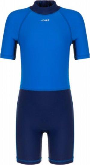 Плавательный костюм для мальчиков , размер 110 Joss. Цвет: синий