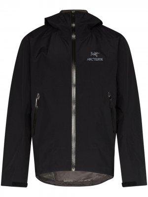 Arcteryx куртка Zeta SL Arc'teryx. Цвет: черный