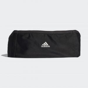 Сумка на пояс Run Plus Performance adidas. Цвет: черный