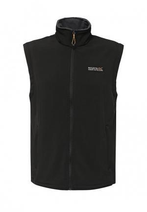 Жилет Regatta Bradwell B/W II. Цвет: черный