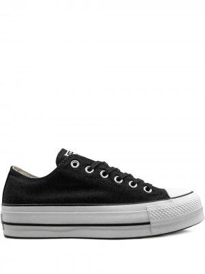 Кеды CTAS LIFT OX Converse. Цвет: черный