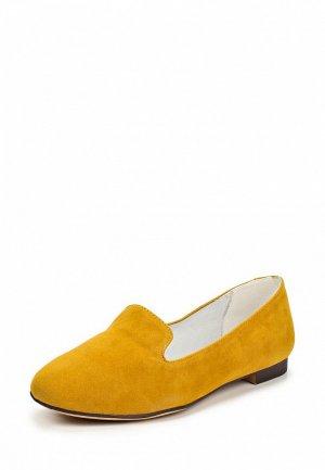 Лоферы Keddo KE037AWAJL97. Цвет: желтый