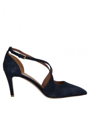 Туфли MAGLI by BRUNO. Цвет: темно-синий