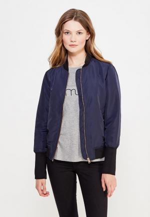 Куртка Vero Moda. Цвет: синий