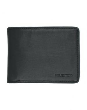 Бумажник MARIO VALENTINO. Цвет: черный