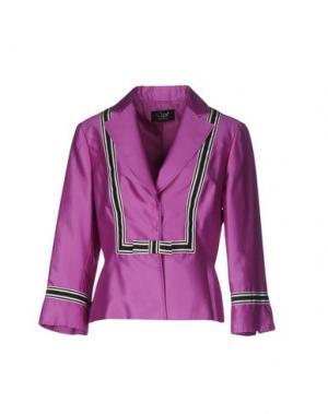 Пиджак CLIPS. Цвет: фуксия