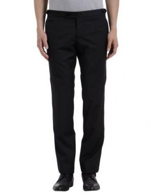 Классические брюки DOLCE & GABBANA. Цвет: черный