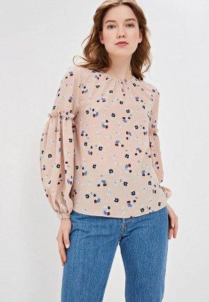 Блуза Almatrichi. Цвет: розовый