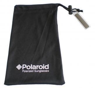 Чехол для очков Polaroid. Цвет: черный