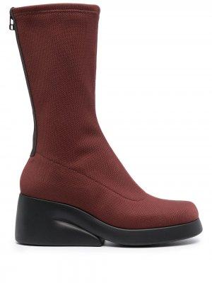 Ботинки Kaah Camper. Цвет: красный