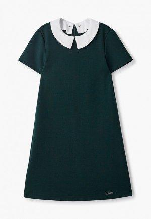 Платье Sky Lake. Цвет: зеленый