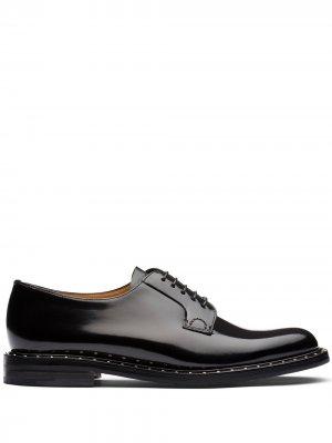 Churchs Shannon studded Derby shoes Church's. Цвет: черный