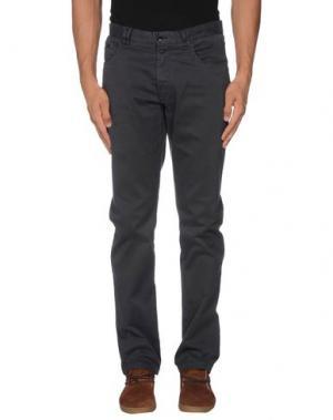 Повседневные брюки CARAMELO. Цвет: свинцово-серый