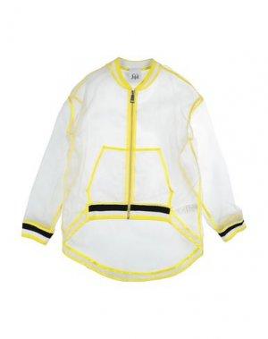 Куртка JIJIL. Цвет: прозрачный