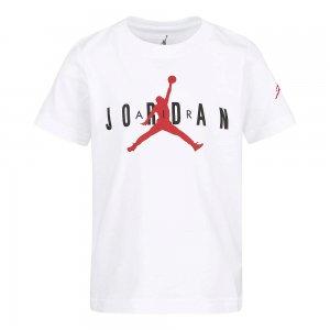 Brand Tee 5 Jordan. Цвет: белый