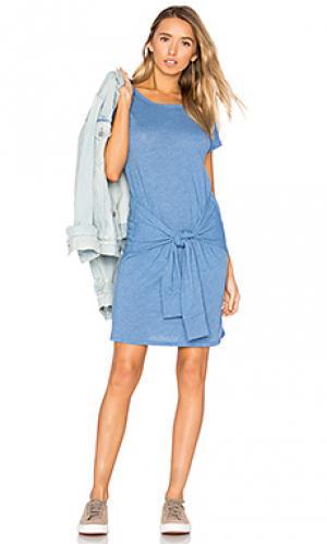 Платье-майка evelyn Nation LTD. Цвет: синий
