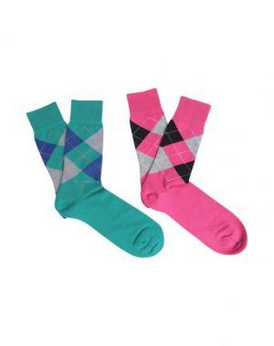 Короткие носки BURLINGTON. Цвет: фуксия