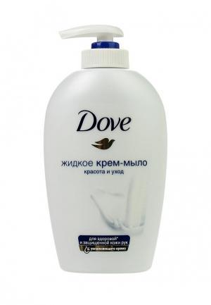 Мыло Dove жидкое Красота и уход 250 мл. Цвет: белый