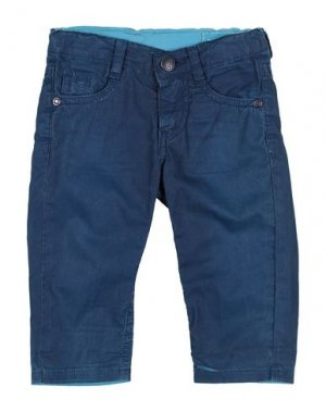 Повседневные брюки GAS. Цвет: грифельно-синий