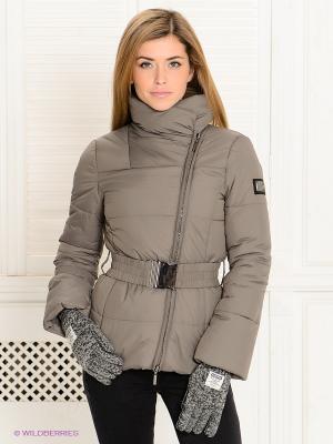 Куртка G-SEL. Цвет: серый