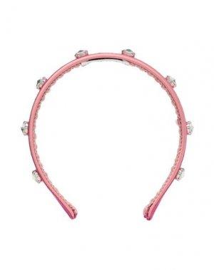Аксессуар для волос CA&LOU. Цвет: розовый