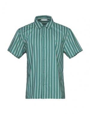 Pубашка ELEVEN PARIS. Цвет: зеленый