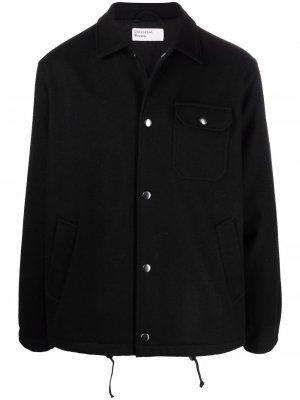 Drawstring-hem light jacket Universal Works. Цвет: черный